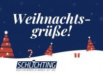"""Gutschein """"Weihnachtsgrüße"""""""